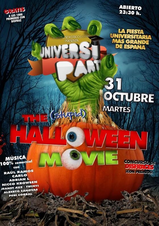 UniversiParty Halloween Movie